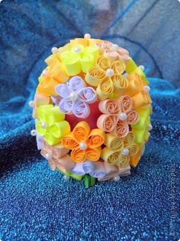 Вот такое яичко получилось у меня в этом году к Пасхе благодаря этому чудесному сайту!!! фото 6