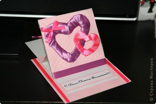 открытка-шоколадница, дополнительный подарок для сестренки мужа ;))) спасибочки огромное за идею Angel Olenka и ее МК http://stranamasterov.ru/node/178609 фото 5