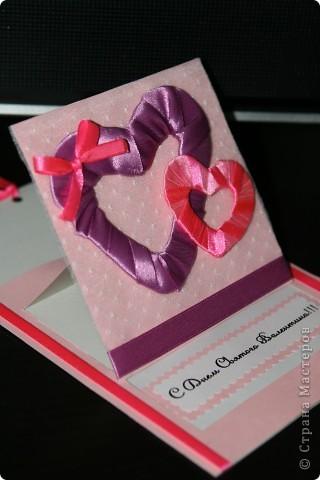открытка-шоколадница, дополнительный подарок для сестренки мужа ;))) спасибочки огромное за идею Angel Olenka и ее МК http://stranamasterov.ru/node/178609 фото 7