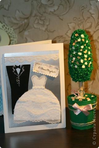 открытка-шоколадница, дополнительный подарок для сестренки мужа ;))) спасибочки огромное за идею Angel Olenka и ее МК http://stranamasterov.ru/node/178609 фото 9