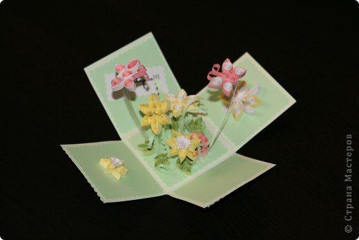 открытка-шоколадница, дополнительный подарок для сестренки мужа ;))) спасибочки огромное за идею Angel Olenka и ее МК http://stranamasterov.ru/node/178609 фото 13