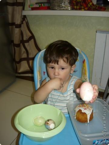 Мой пасхальный стол! Куличи первый раз пекла сама, по маминому рецепту из советской кулинарной книги фото 5
