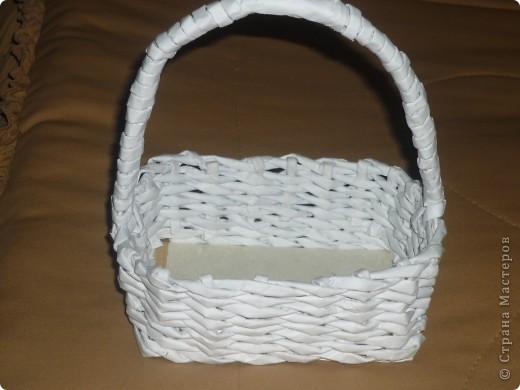 Корзинка в подарок на Пасху племянницам фото 2