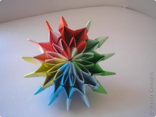 Вот такую игрушку я увидила в Ронаты. До этого времени считала, что очень сложная штучка. фото 4