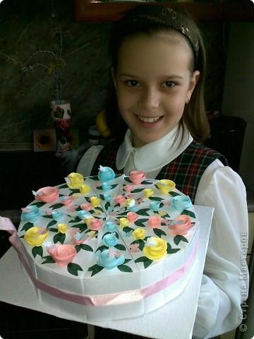 готовимся к др тортики для однокласников фото 1