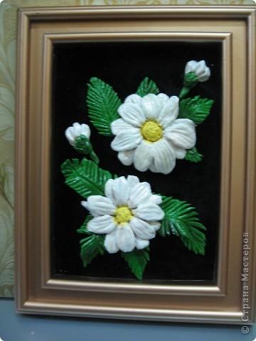 Мои первые цветы Спасибо всем,кто работает в данной технике.Низкий поклон за то,что разбудили...Всем творческих успехов фото 1