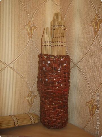 ваза. первый блин фото 1