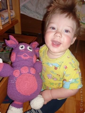 сынули  11 месяцев очень любит этот мультик.вот я и решила его порадовать. фото 9