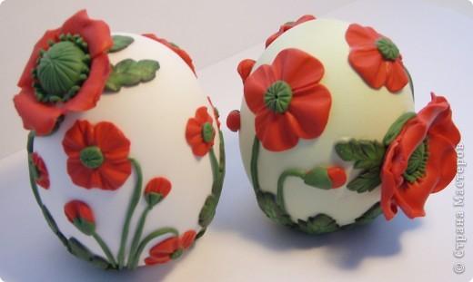 Маковые яйца