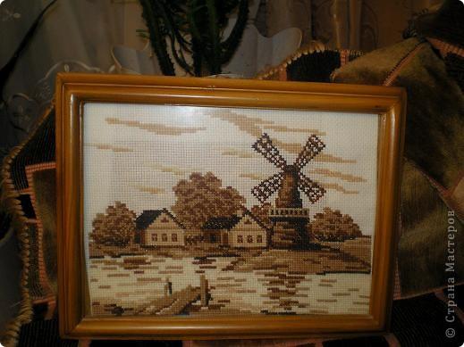 Вышивка крестом фото 3