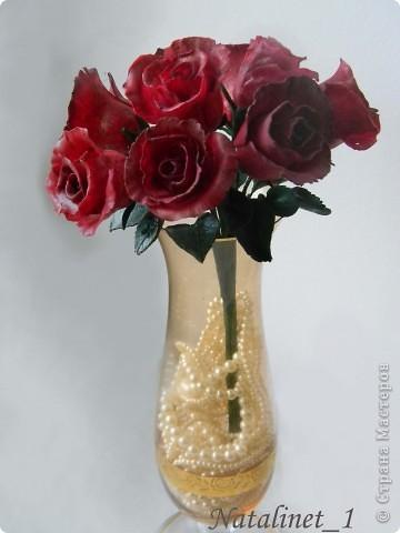 И снова розы...