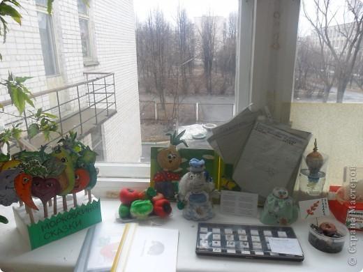 """Недавно в нашем детском саду прошел конкурс """" Огород на подоконнике"""". Наша группа заняла первое место. Хочу поделиться опытом, так как знаю, что в интернете подобного материала мало. фото 8"""