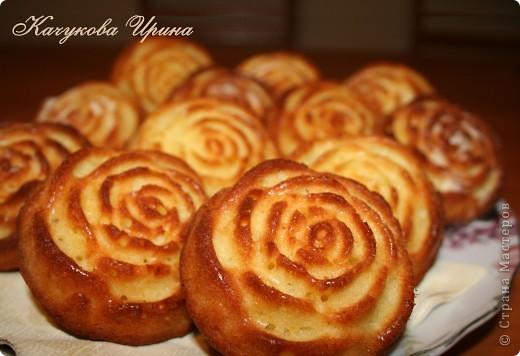 Вчера испекла апельсиновые кексы (маффины). Они всем очень понравились! фото 2