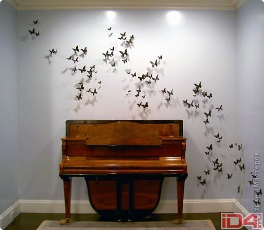Бамбук смотрится живенько. Акриловая краска наносится отлично, сохнет быстро и изменять рисунок поверх краски реально. Это вам не витраж!:))  фото 9
