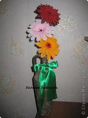 Бисерная флористика фото 1