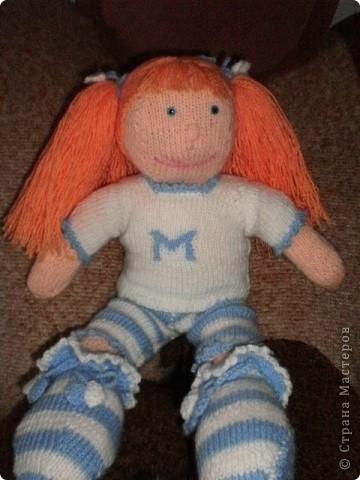 Кукла Мока.