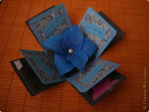 Открытка-коробка фото 5