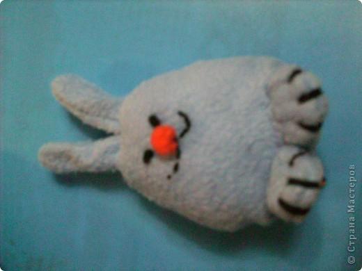 Вот такой Кролик получился у моей дочки.... фото 2