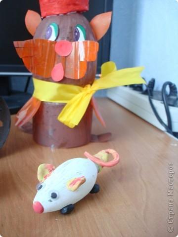 Кот и мышки фото 2