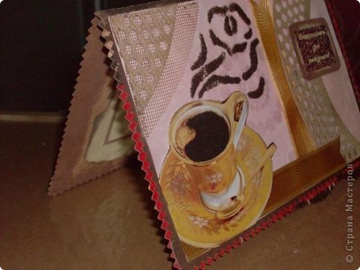 Конечно это подарок для кофеинистки. фото 4