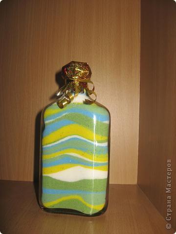 Бутылочки с солью фото 1