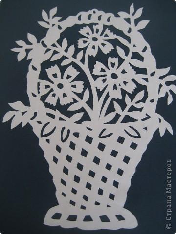 ВЫрезание ...ваза