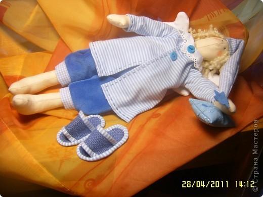 Вот и сшились мои сплюши, влюблена вних безмерно. Вот даже думаю-стоит ли руку к носикам пришивать? как думаете? фото 5