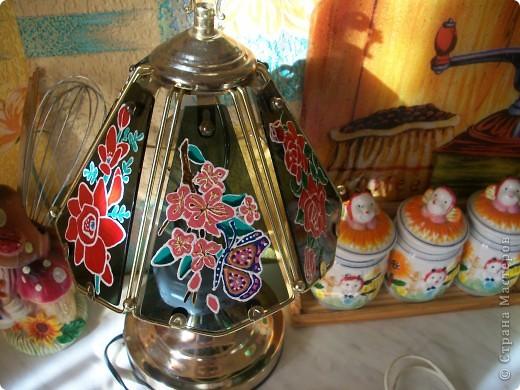 Бутылка-ваза фото 2