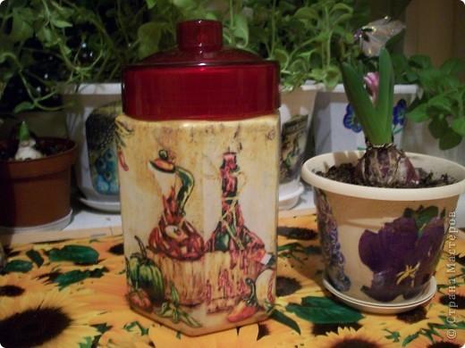 Бутылка-ваза фото 7