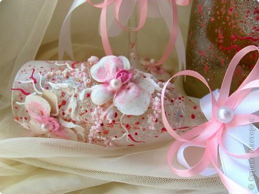 """свадебный набор """"Свадебные орхидеи"""" фото 2"""