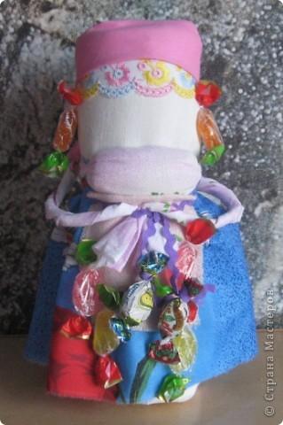 Материал для создания куклы взят на этом замечательном сайте: http://www.rukukla.ru/article/trya/2011-01-21-4. Там же и МК.