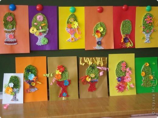 Работы учеников 2 класса к пасхе фото 1