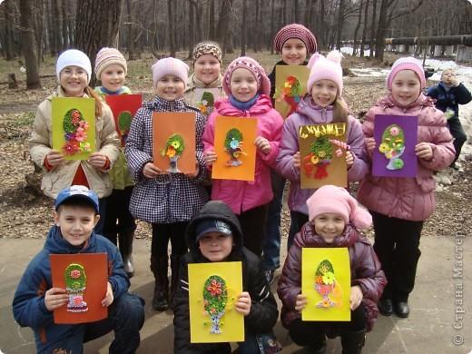 Работы учеников 2 класса к пасхе фото 6