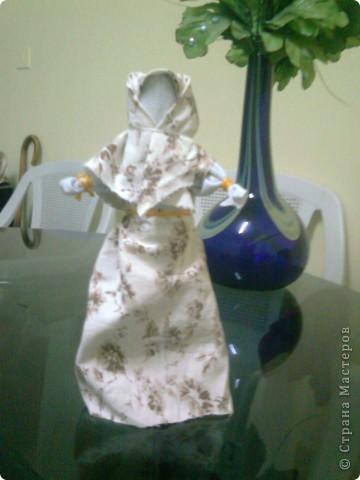 скромняшка-куколка