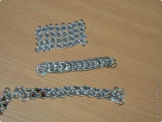 Настоящая кольчуга делается из стальной проволоки, имеет вес от 6 до 20 кг. фото 20