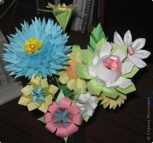 букетик цветов фото 1