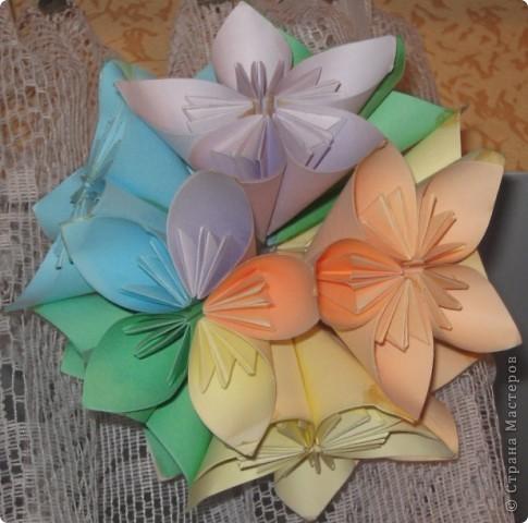 букетик цветов фото 2