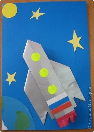 Разные объемные модели ракет. фото 5