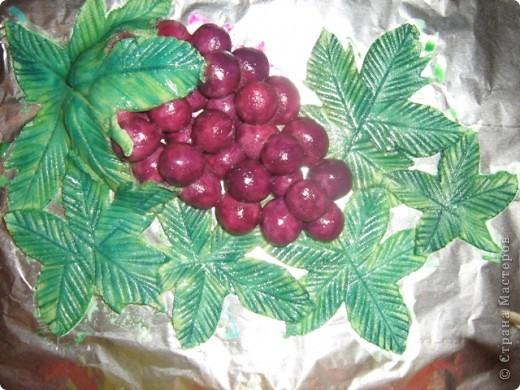 Гроздь винограда. фото 1