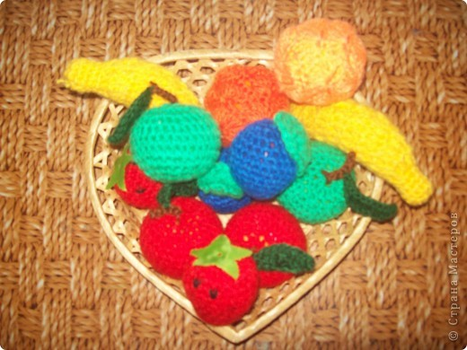 Вот такое фруктово-ягодное ассорти я приготовила для своей дочурки. фото 5