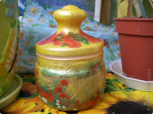 Бутылка-ваза фото 11