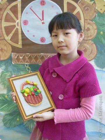 Игорёк 7 лет. Работы оформляла я. фото 2