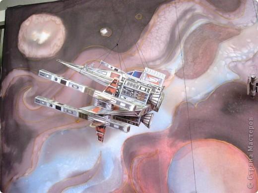 Представляю Вашему вниманию фоторепортаж с  краевого конкурса, посвящённого Дню Космонавтики. Выставка получилась очень интересной, красочной и разнообразной. фото 3