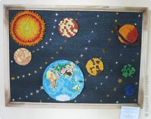Представляю Вашему вниманию фоторепортаж с  краевого конкурса, посвящённого Дню Космонавтики. Выставка получилась очень интересной, красочной и разнообразной. фото 24