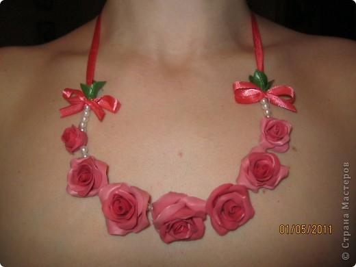 ожерелье для девочки