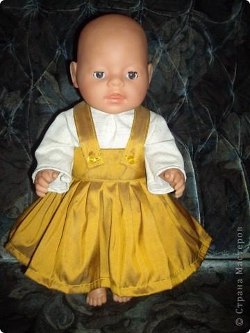 Платья для Беби Бон фото 12