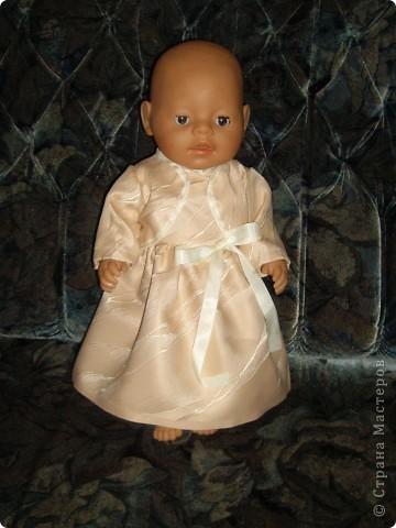 Платья для Беби Бон фото 9