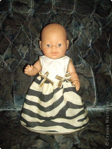 Платья для Беби Бон фото 4