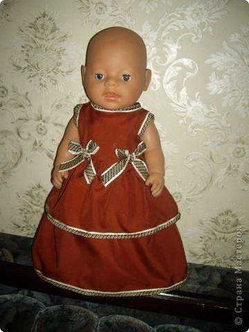 Платья для Беби Бон фото 2