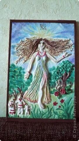 Лада - Богородица - славянская Богиня Любви, семьи фото 1